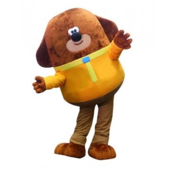 Hey Duggee Dog Mascot Costume