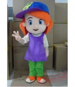 Human Mascot Costumes