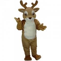 Baby Deer Fawn Mascot Costume