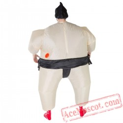 Adult Blow Up / Inflatable Sumo Costume