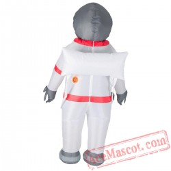 Adult Blow Up / Inflatable Spaceman Costume