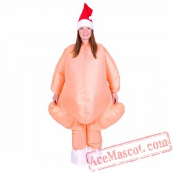 Adult Blow Up / Inflatable Turkey Costume