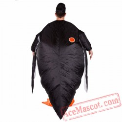 Adult Blow Up / Inflatable Penguin Costume