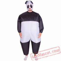 Adult Blow Up / Inflatable Panda Costume