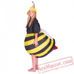 Adult Blow Up / Inflatable Bee Costume
