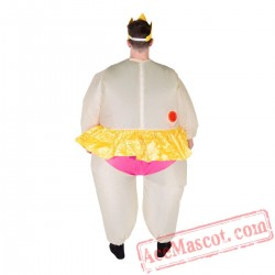 Adult Blow Up / Inflatable Ballerina Costume