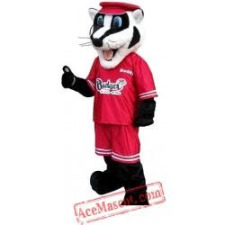 Badger Animal Mascot Costume