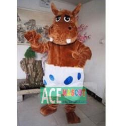 Aquatic animals Hippie Mascot Costumes