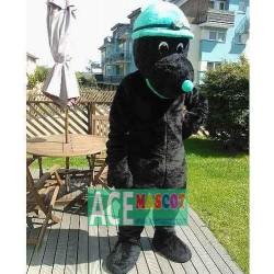 Animals of the world Miner Mole Mascot Costumes