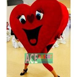 Big Valentine's Heart Mascot Costumes