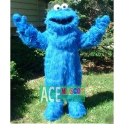 Big Blue Cookie Monster Mascot Costumes