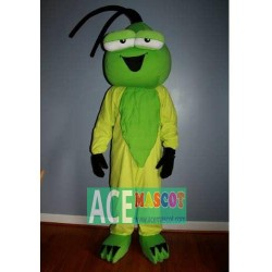 Bees Insects Green Grasshopper Mascot Costumes