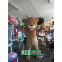 Bear Animal Mascot Costume Character Cosplay