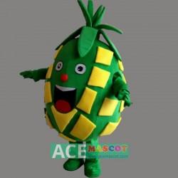 Advertising Pineapple Mascot Costume Suit