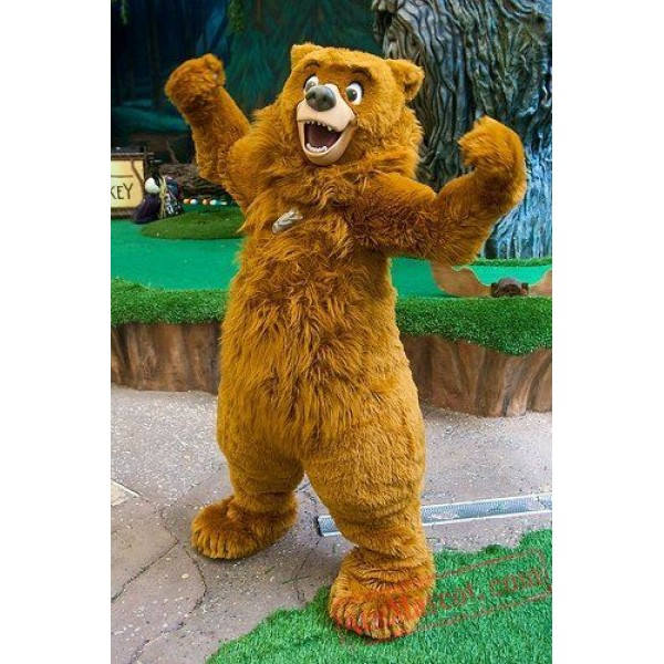 Bear Fursuit Costumes Animal Mascot for Adults
