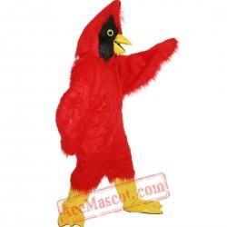 Red Eagle Bird Mascot Costume