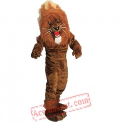 Lion King Mascot Costume
