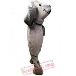 Sea Lions, Walrus Mascot Costume
