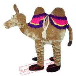 Aladin Camel Mascot Costume