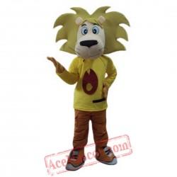 Lion Mascot Costume for Adult