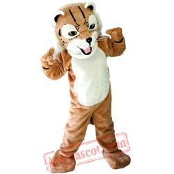 Halloween Tiger / Wildcat Mascot Costume