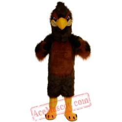 Strong Eagle Mascot Costume
