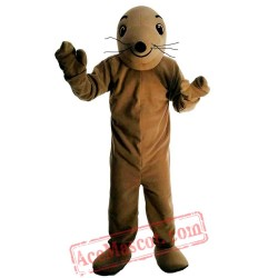 Sea Lion Mascot Costume