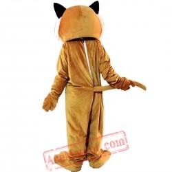 Wildcats Halloween Mascot Costume