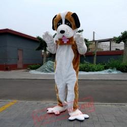 Doctor Dog Mascot Costume