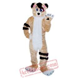 Husky / Dog / Fox Halloween Mascot Costume