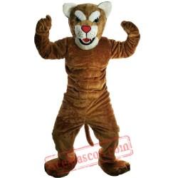 Halloween Mascot Tiger Mascot Costume