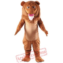 Halloween Lion King Mascot Costume