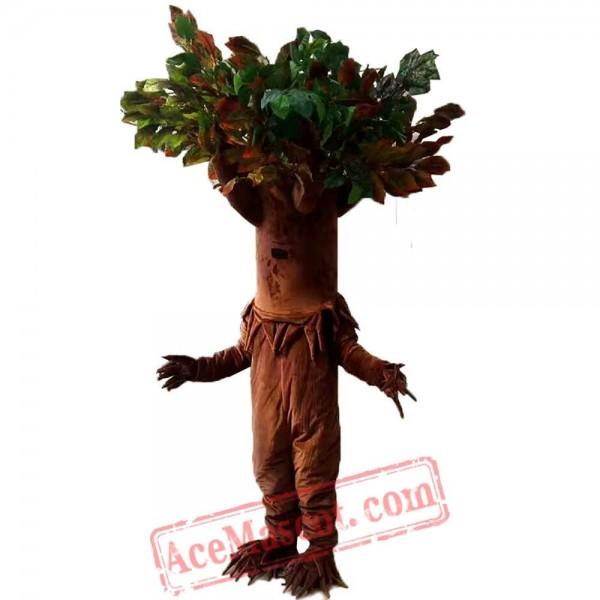 Tree Mascot Costume