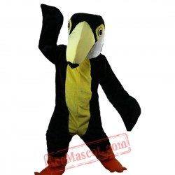 Woodpecker Pecker Mascot Costume for Adult