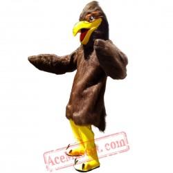 Brown Eagle Bird Halloween Mascot Costume