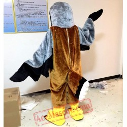 Eagle Bird Owl Mascot Costume