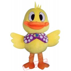 Big Mouth Duck Mascot Costume
