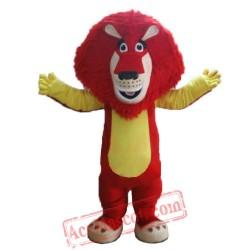 Lion Leo Mascot Costume