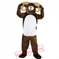 Antelope Mascot Costume for Adult