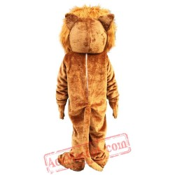 Lion Mascot Costume for Adult