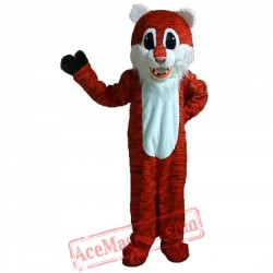 Tiger Mascot Costume for Adult