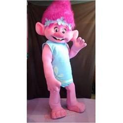 Trolls Mascot Custome
