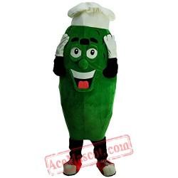 Vegetable Master Chef Mascot Costume