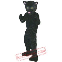 Black Leopard / Panther Animal Mascot Costume