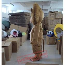 Mascot Costume for Adult Super Lion