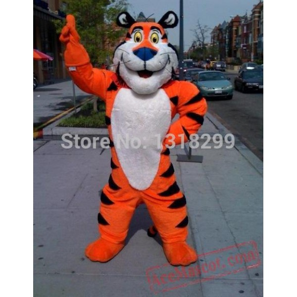 Child Mascot Costume Mascot Tiger