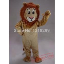 Jr. Lion King Mascot Costume