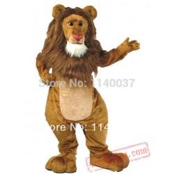 King Lion Simba Alex Leo Mascot Costume