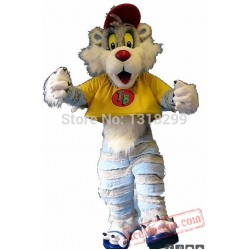 Lion Bright Mascot Costume