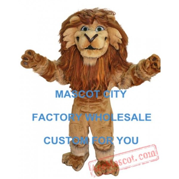 Deluxe Lion King Mascot Costume
